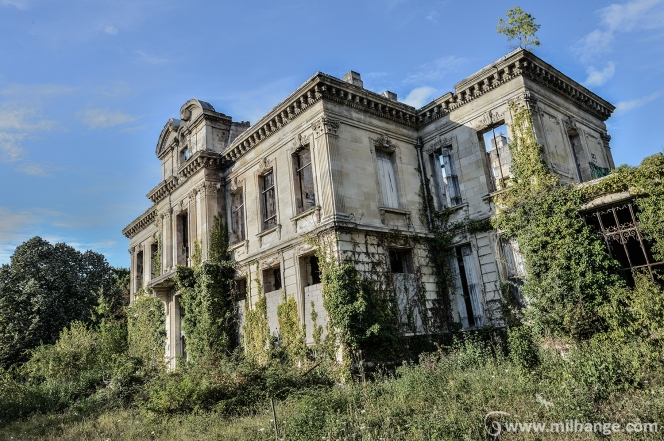 photo-urbex-chateau-abandonne-decay-gironde-2