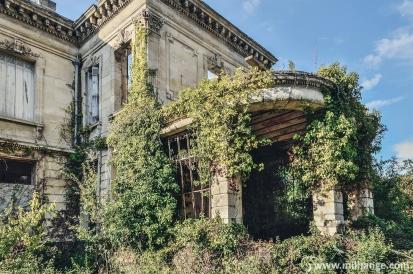 photo-urbex-chateau-abandonne-decay-gironde
