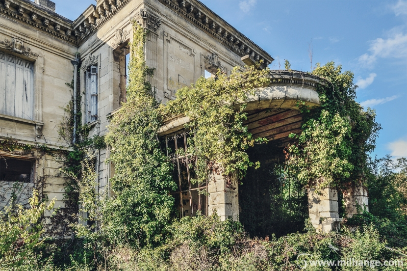 photo-urbex-chateau-abandonne-decay-gironde