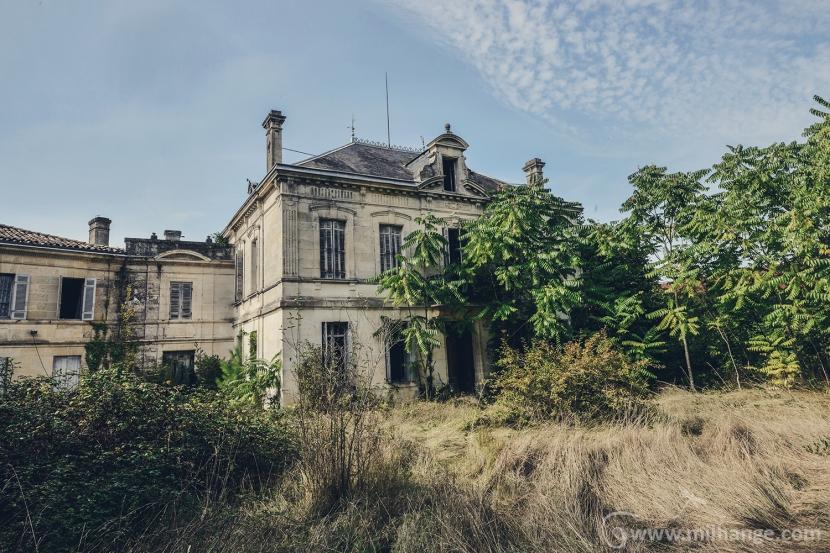 photo-urbex-chateau-de-luce-abandonne-aquitaine-5