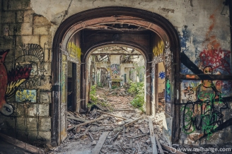 photo-urbex-exploration urbaine-villa-genie-gironde-3