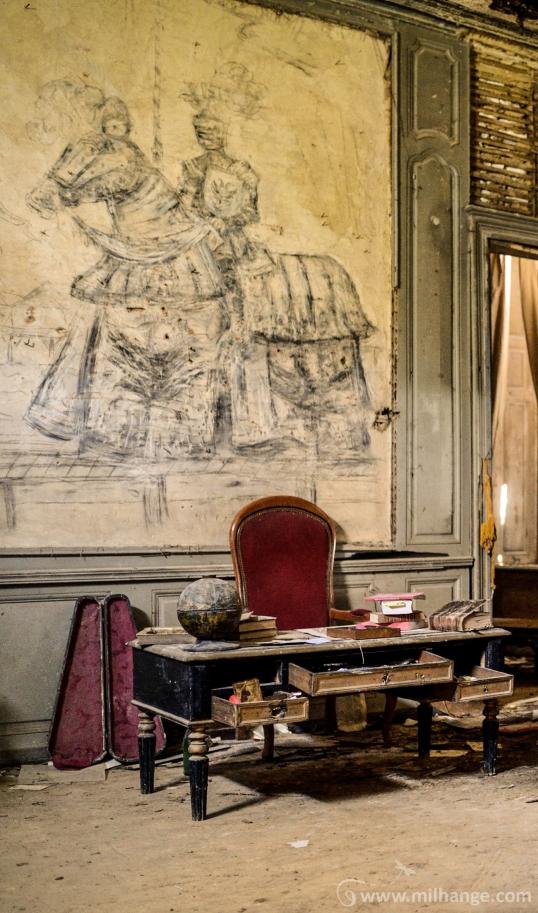 photo-urbex-chateau-secession-abandonne-decay-libourne-bordeaux-5