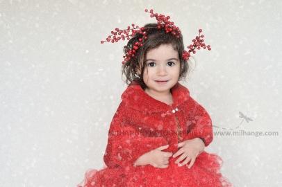 photo-studio-enfant-fille-noel-chaperon-rouge-feerie-bordeaux-libourne