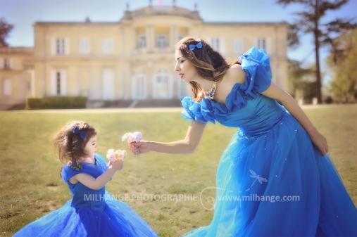photo-mere-fille-chateau-robe-princesse-bordeaux-libourne-2