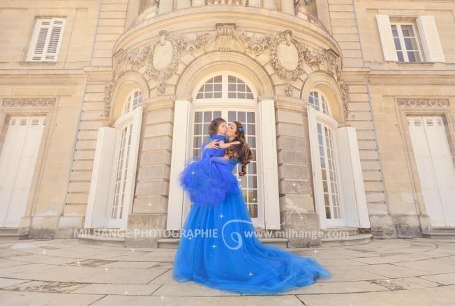 photo-mere-fille-chateau-robe-princesse-bordeaux-libourne-4