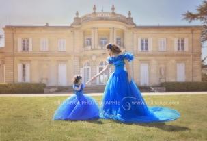 photo-mere-fille-chateau-robe-princesse-bordeaux-libourne