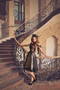 Robe -soiree mariage-location-Bordeaux-urbex-chateau-helix-4