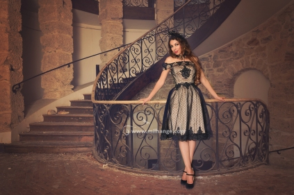 Robe-soiree mariage-location-Bordeaux-urbex-chateau-helix-5