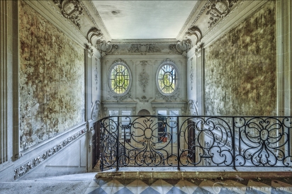 photo-urbex-chateau-abandonne-chateau-hublot-france-4