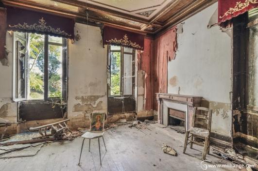 photo-urbex-chateau-de-luce-abandonne-aquitaine-24