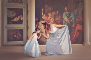 Photo-chateau-mere-fille-robe-princesse-reine-milhange-bordeaux-1