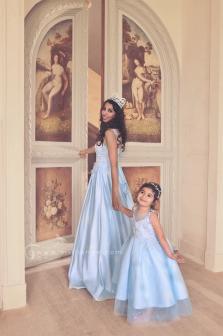 Photo-chateau-mere-fille-robe-princesse-reine-milhange-bordeaux-16