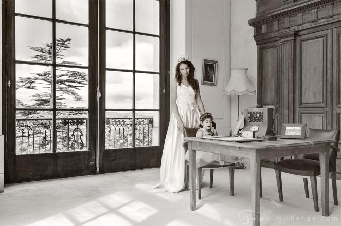 Photo-chateau-mere-fille-robe-princesse-reine-milhange-bordeaux-17