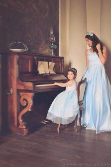 Photo-chateau-mere-fille-robe-princesse-reine-milhange-bordeaux-5
