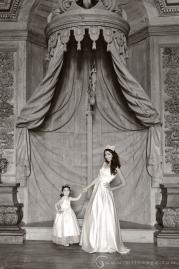 Photo-chateau-mere-fille-robe-princesse-reine-milhange-bordeaux-8