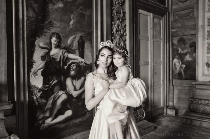Photo-chateau-mere-fille-robe-princesse-reine-milhange-bordeaux-9