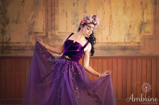 location-robe-de-soiree-bordeaux-violet-provence