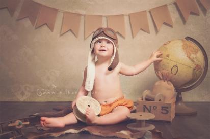photo-studio-enfant-explorateur-avion-bordeaux